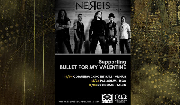 Bullet For My Valentine main support